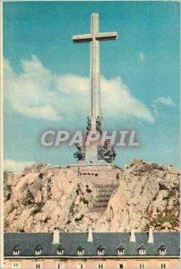 Modern Postcard Santa Cruz del Valle de Los Caidos