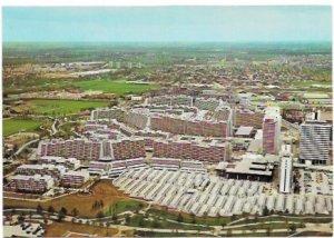 Munich, Germany. Olympic Village 1972. Unused