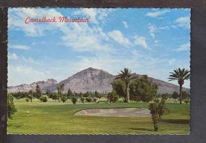 Camelback Mountain Near Phoenix AZ Postcard BIN