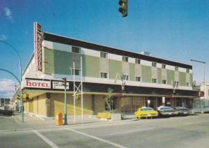 Classic Cars, MacDonald Hotel, Prince George, British Columbia, Canada, 50-70´s