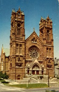 UT - Salt Lake City. Cathedral of the Madeleine