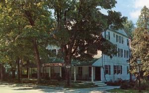 VT - Bennington. The Walloomsac Inn