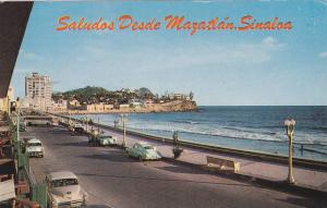 Saludos Desde Mazatlan, Sinaloa , Mexico , 40-50s