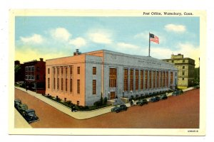 CT - Waterbury. New Post Office