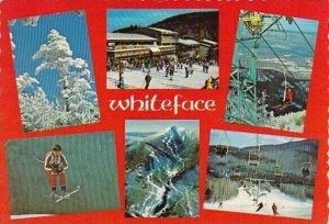 Whiteface Mount Peak Ski Center Glens Falls New York