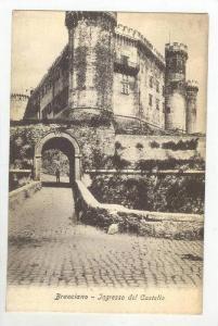 Bracciano , Lazio , Italy00-10s   Ingresso del Castello