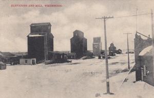 WHITEWOOD , Canada , 1900-10s ; Elevators & Mill