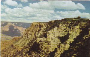 Arizona El Tovar Hotel On The Rim Grand Canyon National Park Fred Harvey