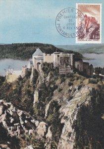FRANCE, PU-1965; Fort De Joux