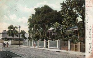 Calle de la Marina , PUERTO RICO, 1906 ; Ponce