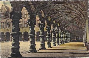 Belgium Spa Cour interieure du Palais