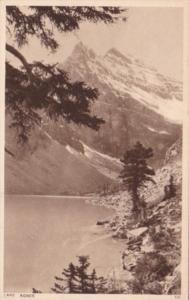 Canada Banff Lake Agnes