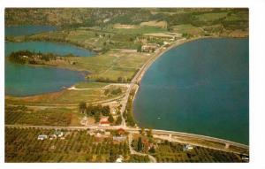 Oyama Orchard Tent Camp , OYAMA , B.C. , Canada , 40-60s