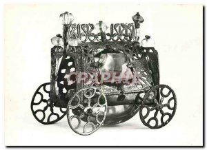 Modern Postcard Orleans Loiret Cathedral Reliquary shaped car
