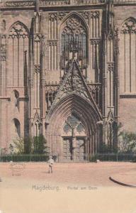 Portal Am Dom, Magdeburg (Saxony-Anhalt), Germany, 1900-1910s