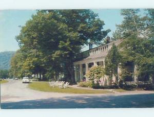 Pre-1980 INN MOTEL Dorset - Near Manchester Vermont VT c6121