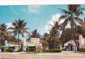 Florida Riviera Beach Spanish Courts 1964