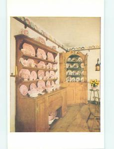Postcard - Staffordshire At Museum Winterthur - By Wilmington Delaware DE hr0958