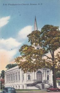 Presbyterian Church , SUMTER , South Carolina , 30-40s