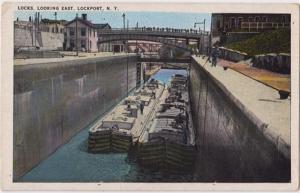 Canal Locks, Lockport NY