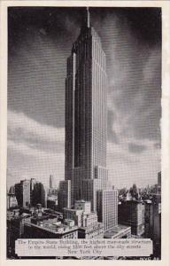 The Empire State Building New York City New York Dexter Press