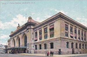 New York Albany Union Station