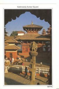 Postal 039607 : Kathmandu Durbar Square. Nepal