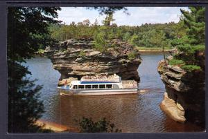 Sightseeing Boat,Wisconsin Dells,WI