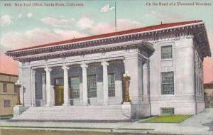California San Rosa New Post Office