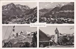 Switzerland Champery Multi View Photo