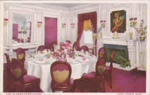 Large French Room The Blackstone Hotel Chicago Illinois