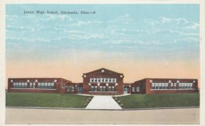 CHICKASHA , Oklahoma , 1900-10s ; Junior High School