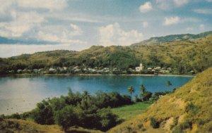 GUAM, 1950-1960s; Umatac Village