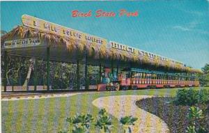 Florida Fort Lauderdale Hugh Taylor Birch State Park 3 Mile Scenic Railroad