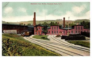 New York Hoosick Falls , Malleable Iron Works