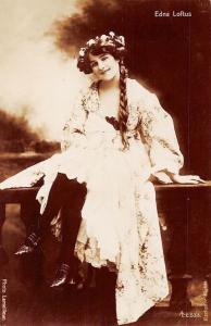 Theatre Opera Actress Edna Loftus