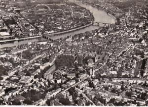 Switzerland Basel Panorama mit Spalentor Mittlere und Wettsteinbruecke Photo