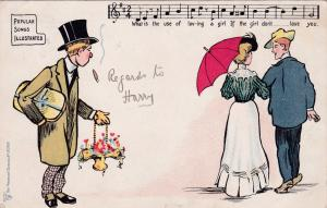Popular Songs Illustrated, Unreciprocated Love, PU-1903