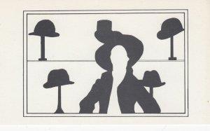 Patricia Olson : Hat Shop Window , 1978