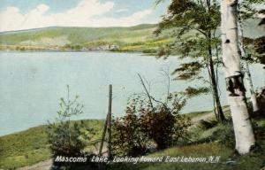 NH - East Lebanon. Mascoma Lake