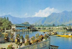 India Nehru Park, A Floating Garden Boulevard Road Srinagar