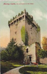 Blarney Castle, The Entrance To The Keep, Cork, Ireland, 1900-1910s