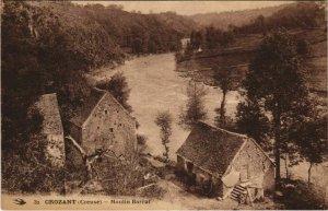 CPA CROZANT - Moulin Barrat (121722)