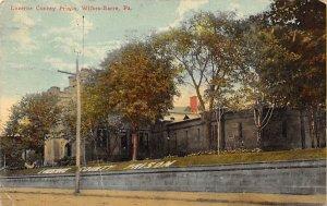 Luzerne County Prison Wilkes Barre, Pennsylvania, USA 1913