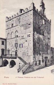 Ji Palazzo Pretoria Ora Dei Tribunali, Prato (Tuscany), Italy, 1900-1910s