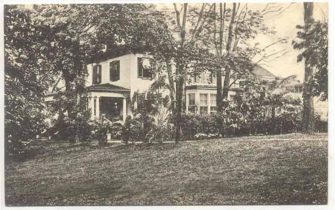 North College, Academy, Mercersburg, Pennsylvania, PU-00-10s