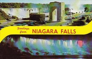 Greetings From Niagara Falls Canada