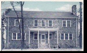 South Carolina Tamassee Illinois Cottage Boys Dormitory Tamassee D A R School