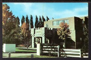 Entrance to Gilead Bible School,Finger Lakes Region,NY