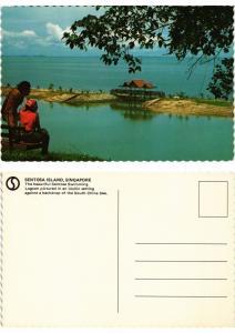 CPM  Singapore - Sentosa Island - Lagoon  (694581)